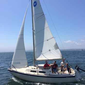 whisper boat rental